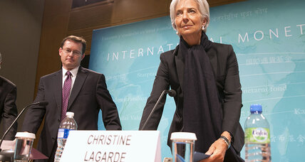 IMF asks Federal Reserve to hold off raising interest rates until 2016 (+video)