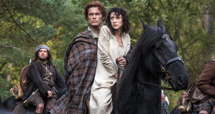 'Outlander' finale: Is there too much rape on TV?