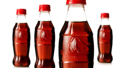 Coca-Cola debuts 100% plant-based bottle as companies go eco-friendly