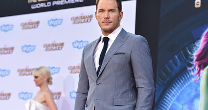 'Guardians of the Galaxy 2' star Chris Pratt talks script, fans react