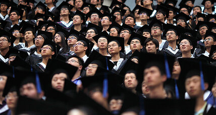 On China's campuses, scholars battle ideology and red tape