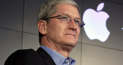 Has Apple's CEO put a price tag on privacy?