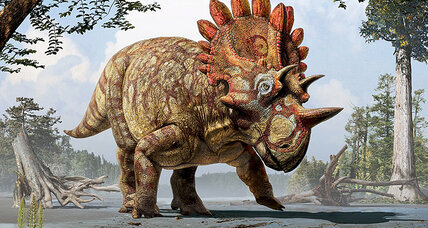 Regal 'Hellboy' dinosaur discovered in Alberta