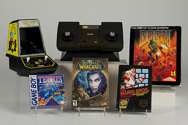 Image result for he World Video Game Hall of Fame names the inductees for 2015