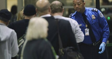 Man with rifle scares at airport: How important is civility to open-carry? (+video)