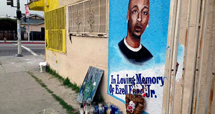 LAPD shooting of Ezell Ford 'justified,' says report