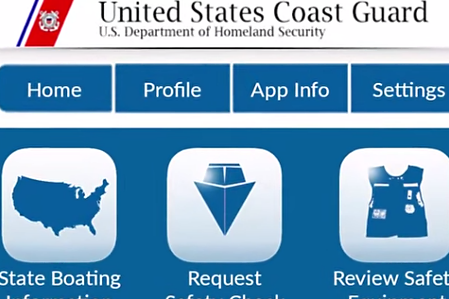 Why the US Coast Guard has a new boating safety app - CSMonitor com