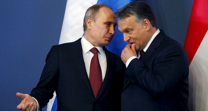 Why some former East bloc countries are wooing Putin