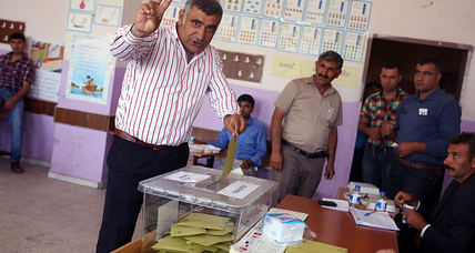 Turkey's parliamentary elections a key test for Erdogan