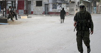 Al Qaeda in Syria becoming an ever more prominent part of the rebellion