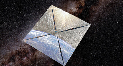 LightSail recovers from second glitch, deploys sail (+video)