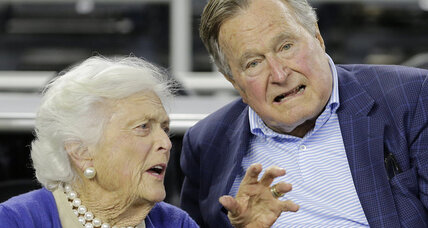 After the White House: Barbara Bush still promoting family literacy