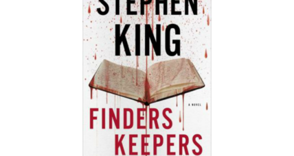 'Finders Keepers': Stephen King strikes again with great suspense