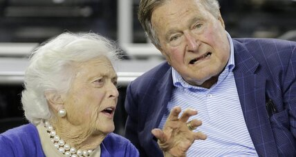 Barbara Bush birthday: Most popular ex-first lady? (+video)