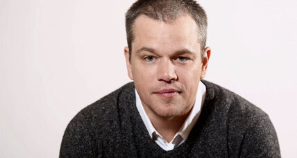 The Martian trailer: Matt Damon stars in upcoming sci-fi movie