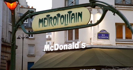 How McDonald's in Europe are beating their American counterparts