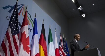 G7 pledges to end greenhouse emissions this century
