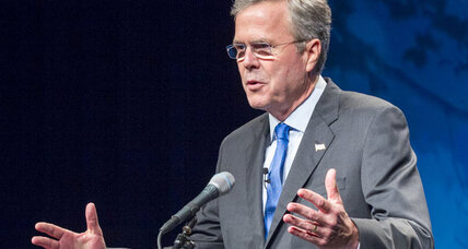 Why Jeb Bush needs to go to Europe (+video)