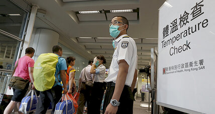 China takes precautions as MERS virus spreads in South Korea