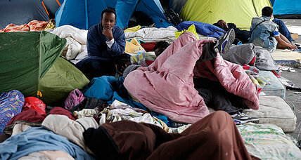 Eritrean migrants may be fleeing crimes against humanity, UN says