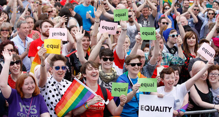 After gay marriage vote, Ireland's ready to move on abortion, Amnesty says