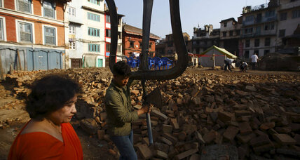Will terrible earthquake bring a fuller democracy in Nepal? (+video)