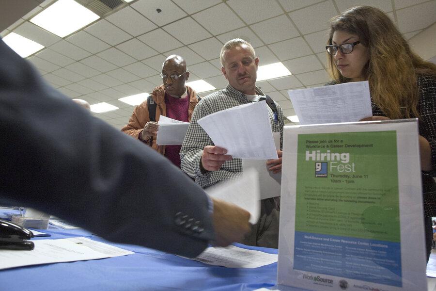 On the job hunt? Break these four résumé rules.