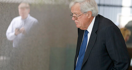 Dennis Hastert's attorney: his Watergate connection