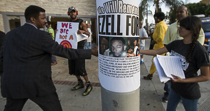 Ezell Ford: Why one LAPD cop was 'unjustified' in fatal shooting