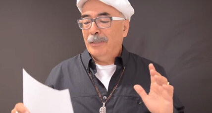 Meet the new US poet laureate: Juan Felipe Herrera (+video)