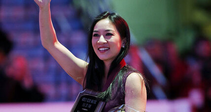 Michelle Kwan: Hillary Clinton's newest political ally