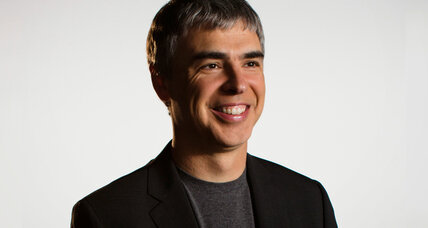 Google's Larry Page is America's best boss, survey says (+video)