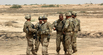 Why the US will send up to 450 more troops to Iraq
