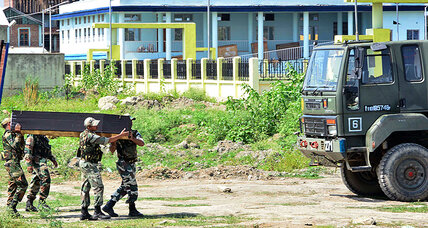 Why Indian troops are in 'hot pursuit' of rebels inside Myanmar