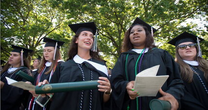 After a court reprieve, can Sweet Briar College play to its single-sex strengths? (+video)