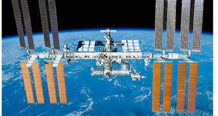 How another Russian spacecraft glitch rattled the space station (+video)