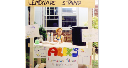Texas police shut down lemonade stand. Do kids deserve leeway?