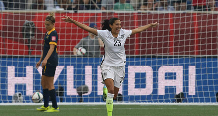 Women's World Cup TV schedule: US vs. Sweden – and Sundhage Friday