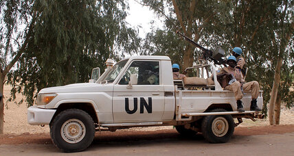 UN peacekeepers are again accused of sexual exploitation
