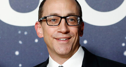 Twitter's Dick Costolo stepping down as CEO (+video)