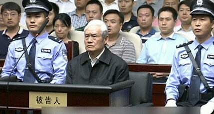 How Zhou Yongkang verdict aids President Xi's 'Chinese dream' (+video)
