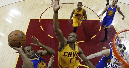 NBA Finals: Warriors run past tired LeBron and Cavs in Game 4