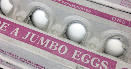 Expensive eggs spearhead surge in wholesale prices