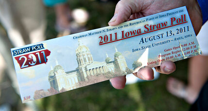 Why the Iowa Straw Poll is no more