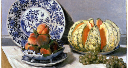Dine with Claude Monet, no time machine needed