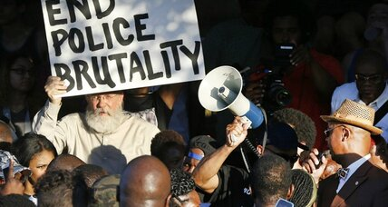 Just what is the 'Ferguson effect'? It depends on how you view police.