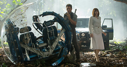 Jurassic World review: Why it falls short of Spielberg's original (+video)