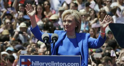 Hillary Clinton: Did her big campaign speech fly?