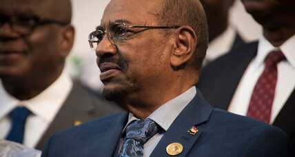 Judge bars Sudan's Bashir from leaving South Africa