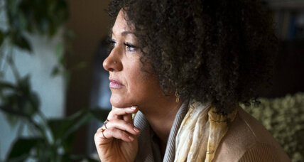 Rachel Dolezal to address furor over her race. Who defines racial identity?